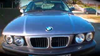 BMW E34 525i slow emotion