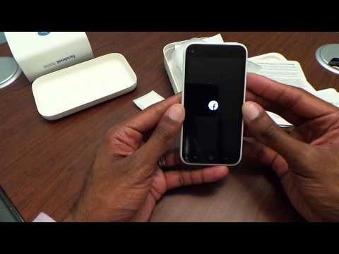 HTC First (AT&T) Unboxing