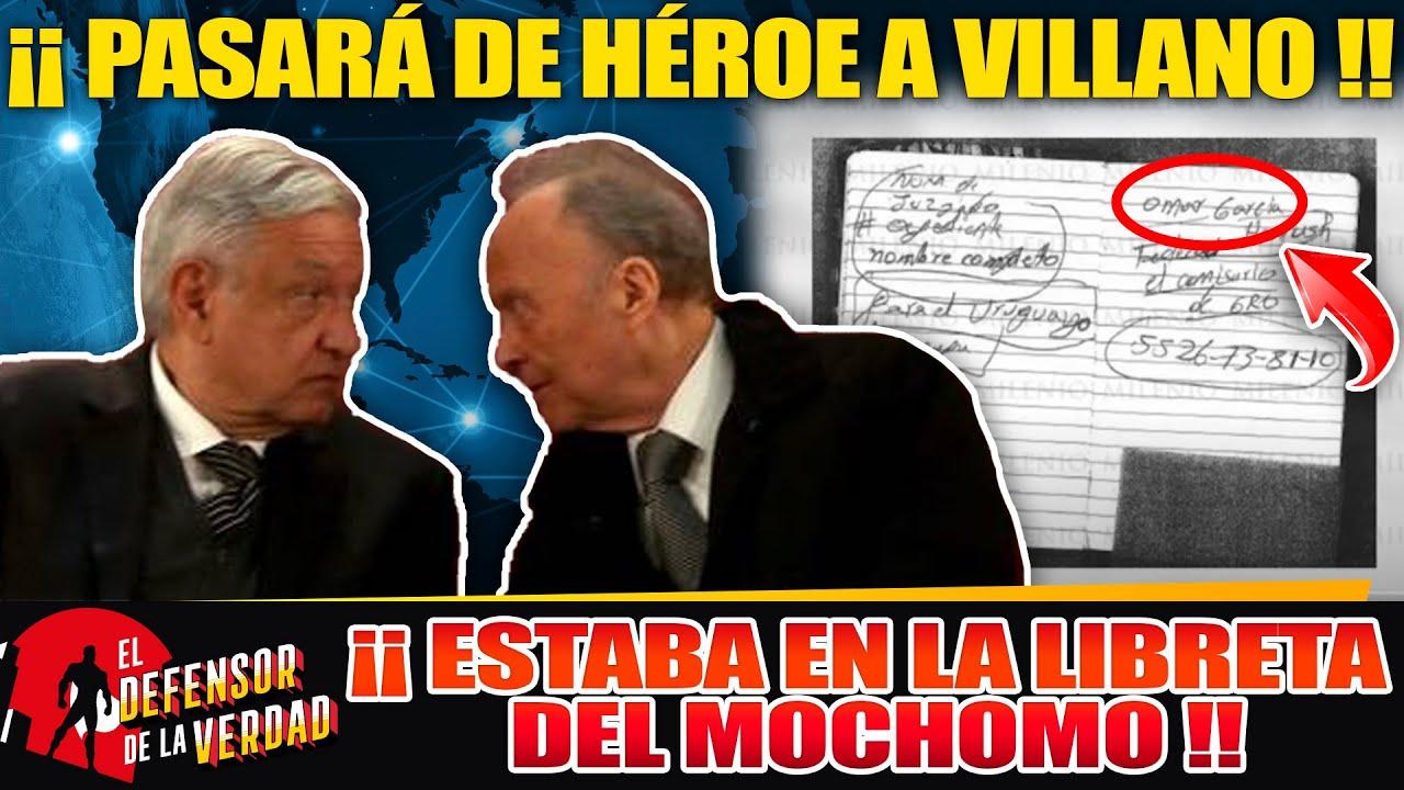 GertzManero Encarcelará a Harfuch!!Le Encuentra Teléfono Entre Las Pertenencias De Guerreros Unidos