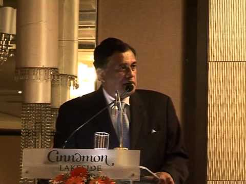 Charted ship Broker's Association Award Presentation 2013 part 03