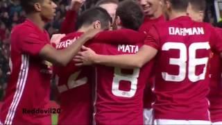 Man Utd vs Hull City 2-0 GOALS HD | reddevil20