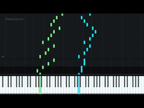 BEAUTIFUL_PIANO_02 by Fernando Carvalho [Piano Tutorial + Sheet music] thumbnail
