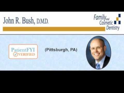 Best Dentists In PITTSBURGH, PA: PatientFYI--Verified (John R. Bush, D.M.D., P.C.)
