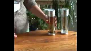 How to Use your Libre Tea Glass