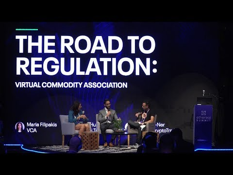 The Road to Regulation: Virtual Commodity Association - #EtherealTLV Panel
