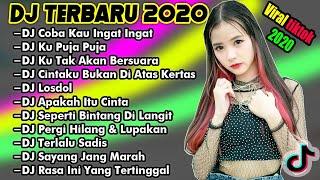 Dj Tik Tok Terbaru 2020 Dj Coba Kau Ingat Ingat Kembali Full Album Remix 2020 Full Bass Viral Enak