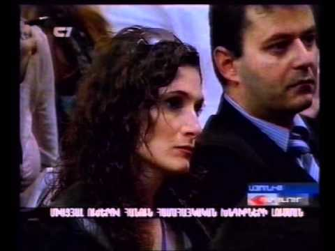 5th pan Armenian forum of Journalists. Reportage on H1 TV.