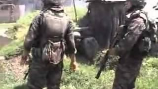 Чечня  Зачистка