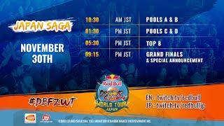 Red Bull Dragon Ball FighterZ World Tour - Japan