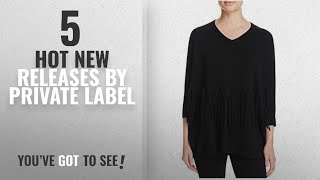 Hot New Private Label Women Clothing [2018]: Private Label Womens Fringe Cashmere Pullover Sweater