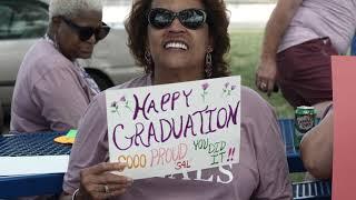 2020 Graduation Parade and Ceremony