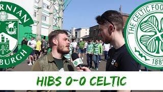 Hibernian 0-0 Celtic | Full-Time Reaction