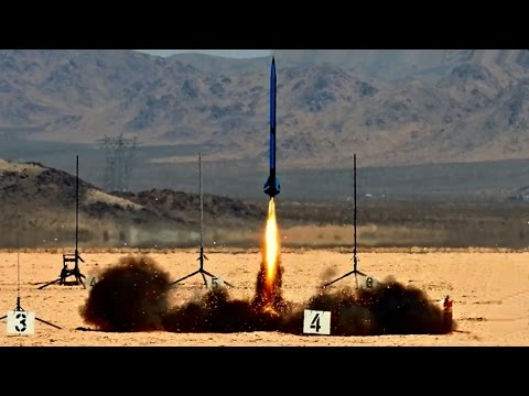 LDRS 35 High Power Rocketry compilation
