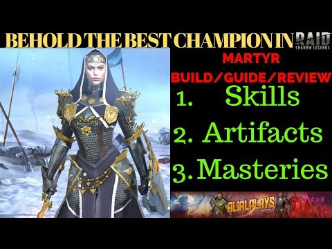 Martyr In-Depth Guide/Review| Raid: Shadow Legends