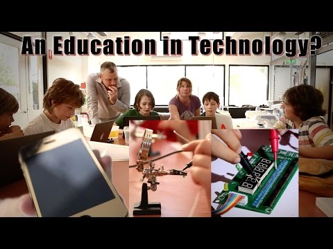 An Education in Technology?