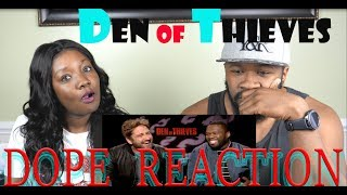 Den of Thieves - REACTION