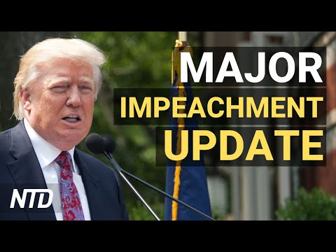 Biden's Deportation Freeze Blocked Again; 6 GOP Senators Vote for Trump Impeachment Trial | NTD