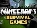 Minecraft: HUNGER GAMES SURVIVAL ep 19 - Diamond Shirt!