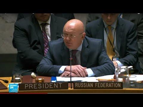 ما الحجة الروسية لاستخدام حق الفيتو ضد مشروع قرار لوقف إطلاق النار في إدلب؟  - نشر قبل 2 ساعة