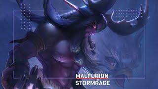 Malfurion Stormrage from World of Warcraft Speedpaint