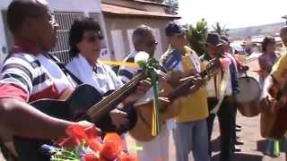 encontro de companhia de reis de santa juliana mg  22 07 2012