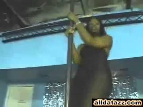Cherokee d-ass strip dance