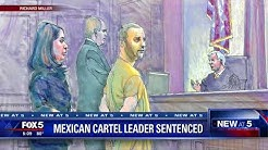 Mexican cartel leader sentenced