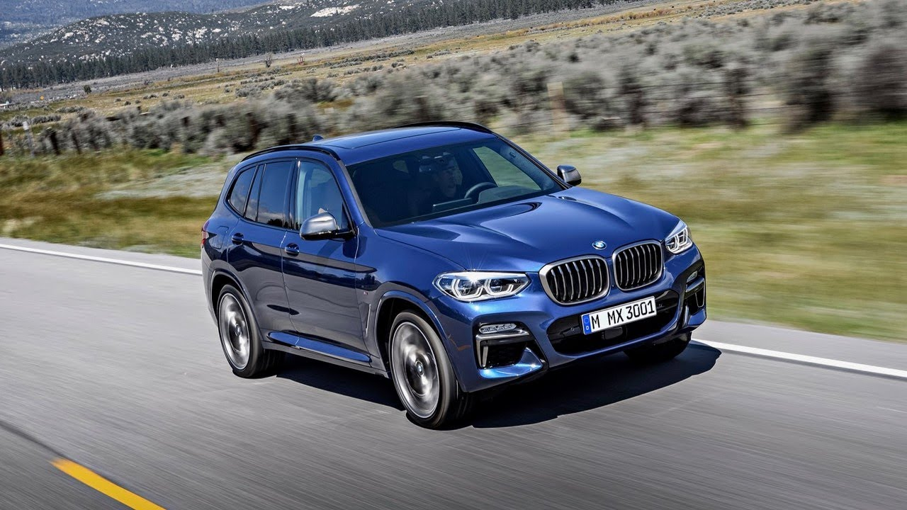 Bmw X3 2018 Drive Review Wow Acceleration 0 60 Mph Only 4 6 Seconds
