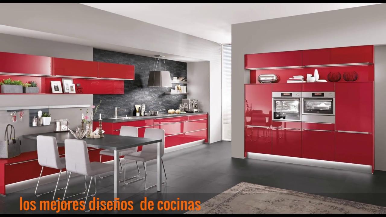 Muebles de melamina muebles de cocina modelos de for Modelos de cocinas