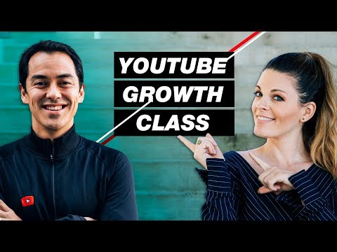 YouTube Strategy Workshop with Benji Travis and Sunny Lenarduzzi