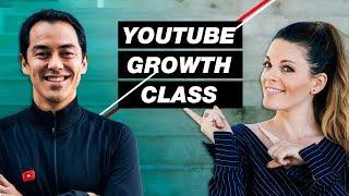 YouTube Strategy Workshop with Benji Travis and Sunny Lenarduzzi