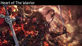 Kestutis K - Heart of The Warrior