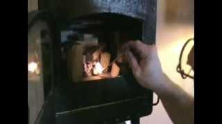 Mini 12 - Tiny Wood Burning Stove