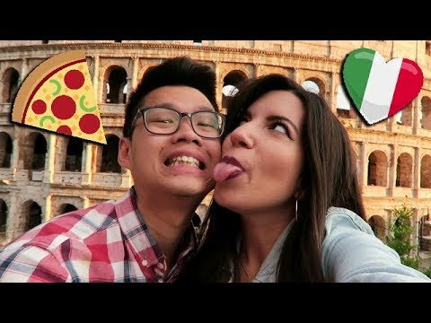 A WEEKEND IN ROME! | ITALY TRAVEL VLOG AMWF