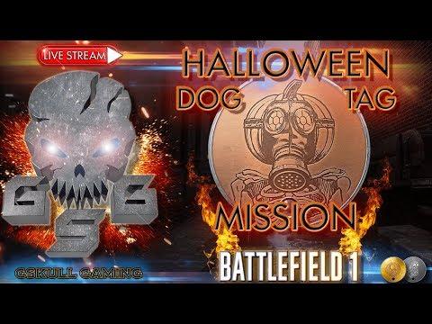 battlefield 1 halloween tag