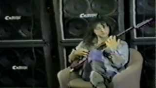 Jason Becker and Marty Friedman Jamming a Little Bit