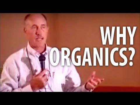 Why Organics? - The Dirt Doctor