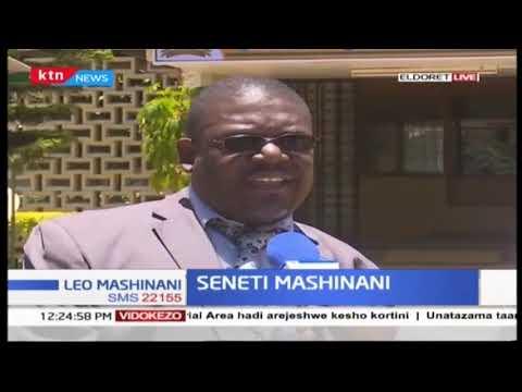 Mkutano wa seneti mashinani