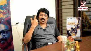 SJ suryah about Ajith Kumar