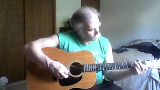 Cover Brahms Lullaby guitar solo