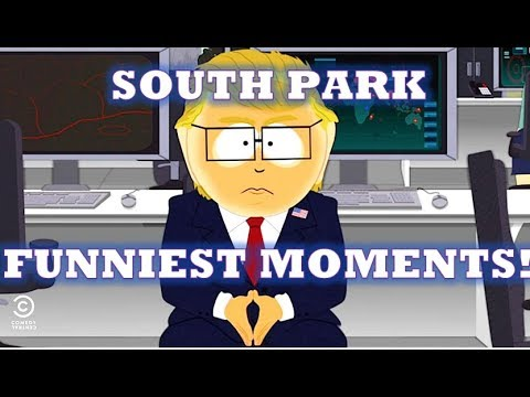 SOUTH PARK FUNNY, OFFENSIVE MOMENTS
