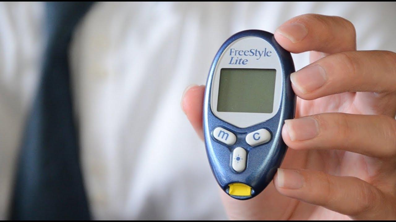freestyle lite glucose meter manual