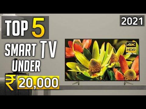 Top 5 best smart tv under 20000 in india 2021 | best 4k tv under 20000
