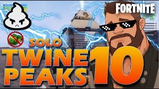 SOLO Twine Peaks 10 Storm Shield Defense (NO CASH Account) - Fortnite Save the World