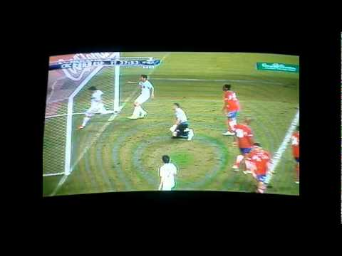 Gol De España David Silva - Amistoso Costa rica vs España Estadio Nacional - Videos De Viajes