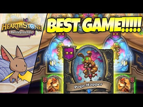 POGOS!! - Best Game Of Battlegrounds I've Ever Played!! Ft. Educated Collins | Firebat Battlegrounds