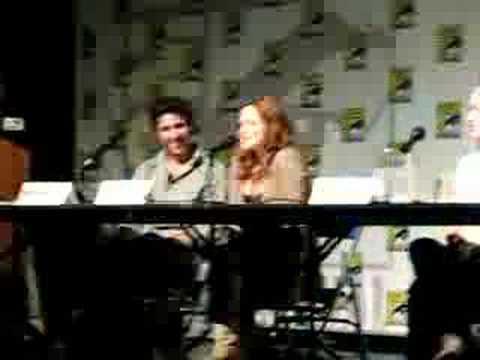April Matson (Lori) from Kyle XY panel sings