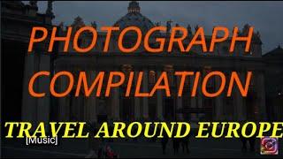 Travel around europe , keliling eropa foto jadul ;@