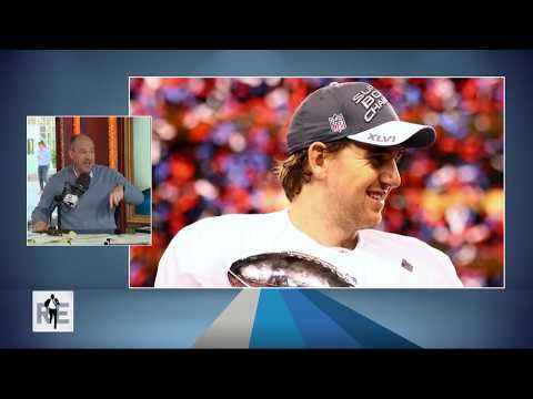 The Voice of REason: Rich Eisen on How the Giants Should Handle Their Eli Manning Dilemma   10/16/18