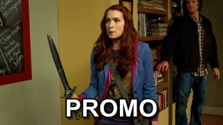 """Supernatural - 7x20 """"The Girl with the Dungeons and Dragons Tatto"""" - Promo Legendado"""